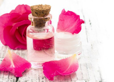 Anti Aging home remedies Rose Water