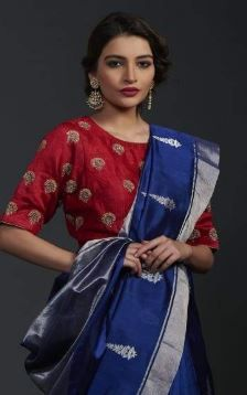 Winter Saree 1