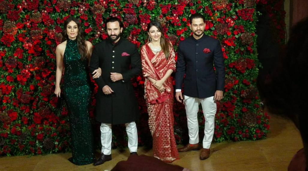 Here Are The People Who Missed DeepVeer Reception And Why 1