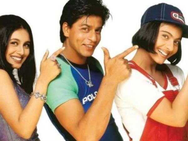 Kuch- Kuch hota hai friendship dialogue