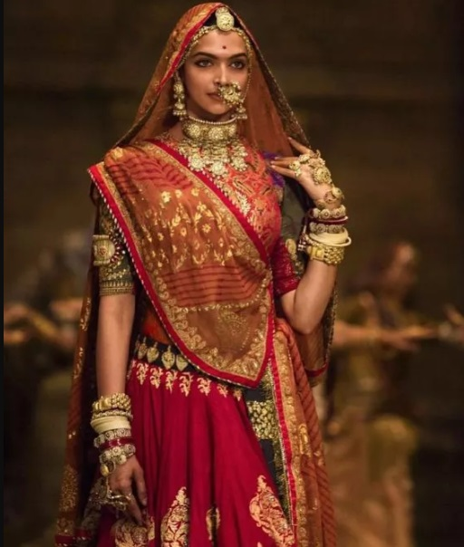 padmaavat deepika padukone make up