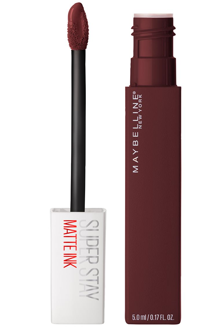 6 best beauty products from 2018 - Maybelline New York Super Stay Matte Ink Liquid Lipstick