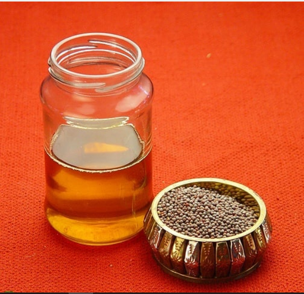 Mustard Oil Benefits 3
