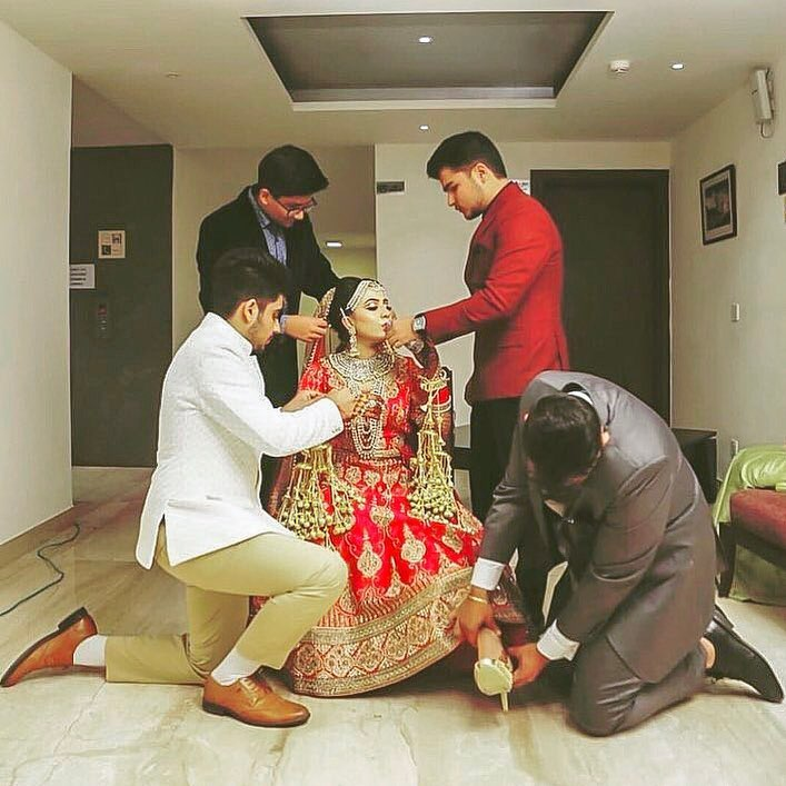 best-shaadi-moments-2018-brothers-bride