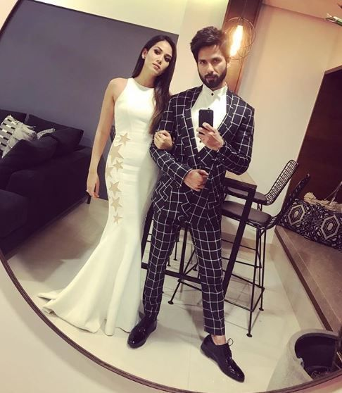 celebrity-couple-OOTD-2018-Shahid-mira