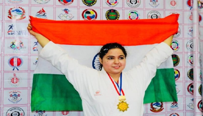 Syeda-Falak-is-the-first-woman-karate-champion-from-hyderabad