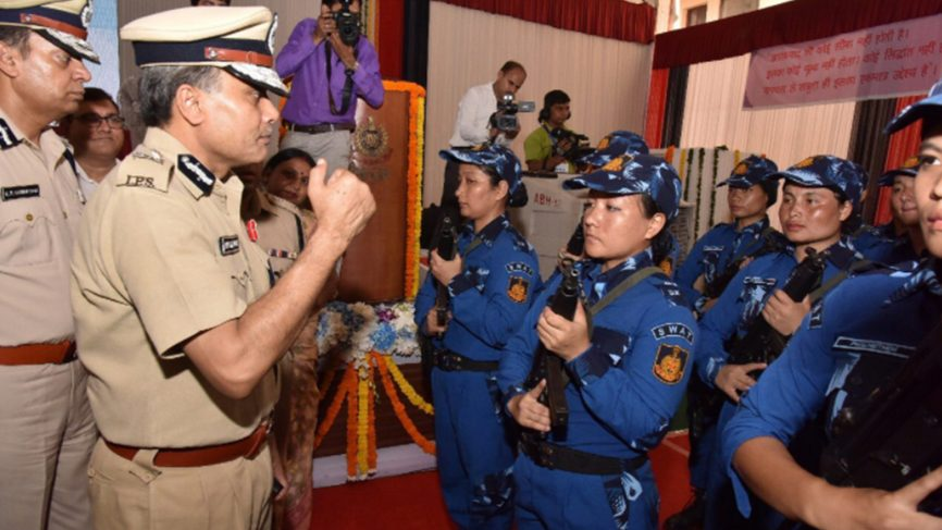 best moments from 2018 - delhi police
