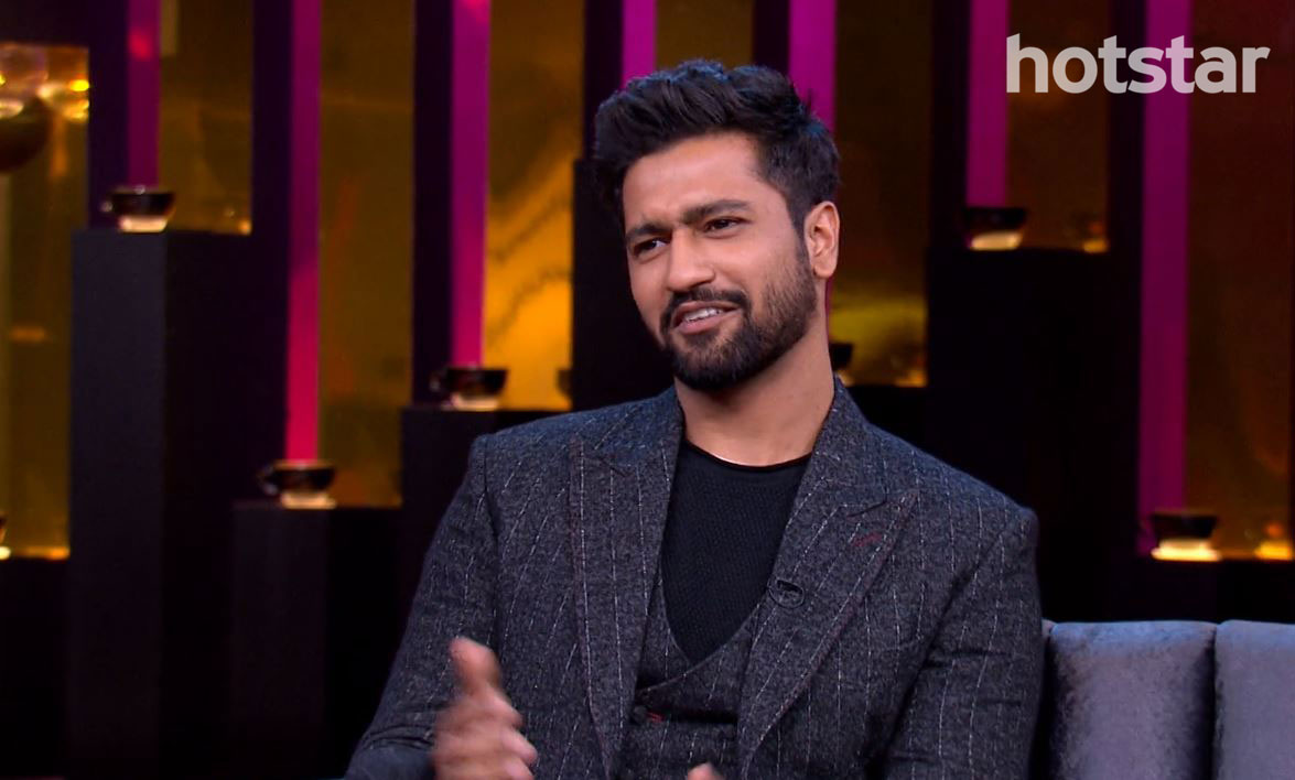 1-Koffee-with-karan-vicky-kaushal-not-sure-about-being-an-actor