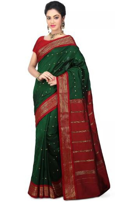 Christmas Gifts Ideas 2018- Kanchipuram saree
