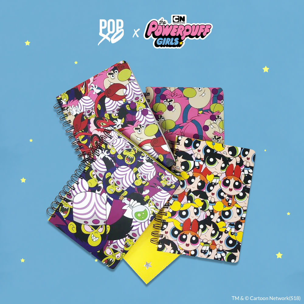 7-POPxo-powerpuff-girls-notebooks