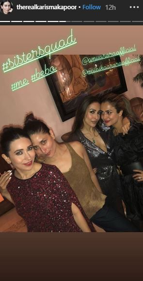 Bollywood Christmas- Karisma and squad 2