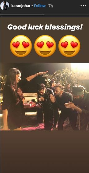 Simmba Success Party- Deepika gave blessings