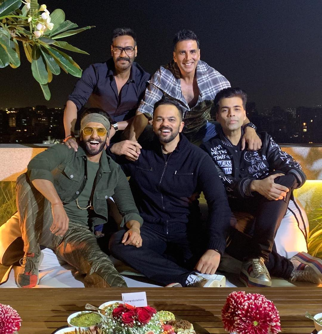 Simmba Success Party- The team
