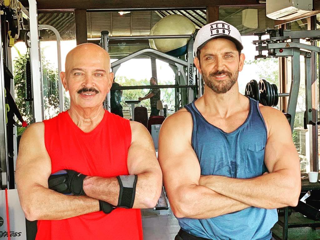 rakesh roshan diagnosed with early stage cancer - hrithik roshan