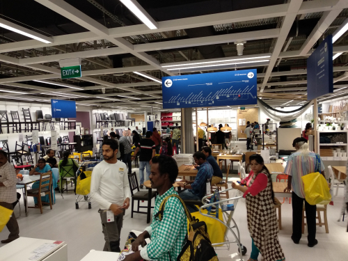 22-offbeat things to do in hyderabad-ikea