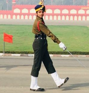 Bhavana Kasturi Becomes The First Woman To Lead Male Contingent At The 71st Army Day Parade