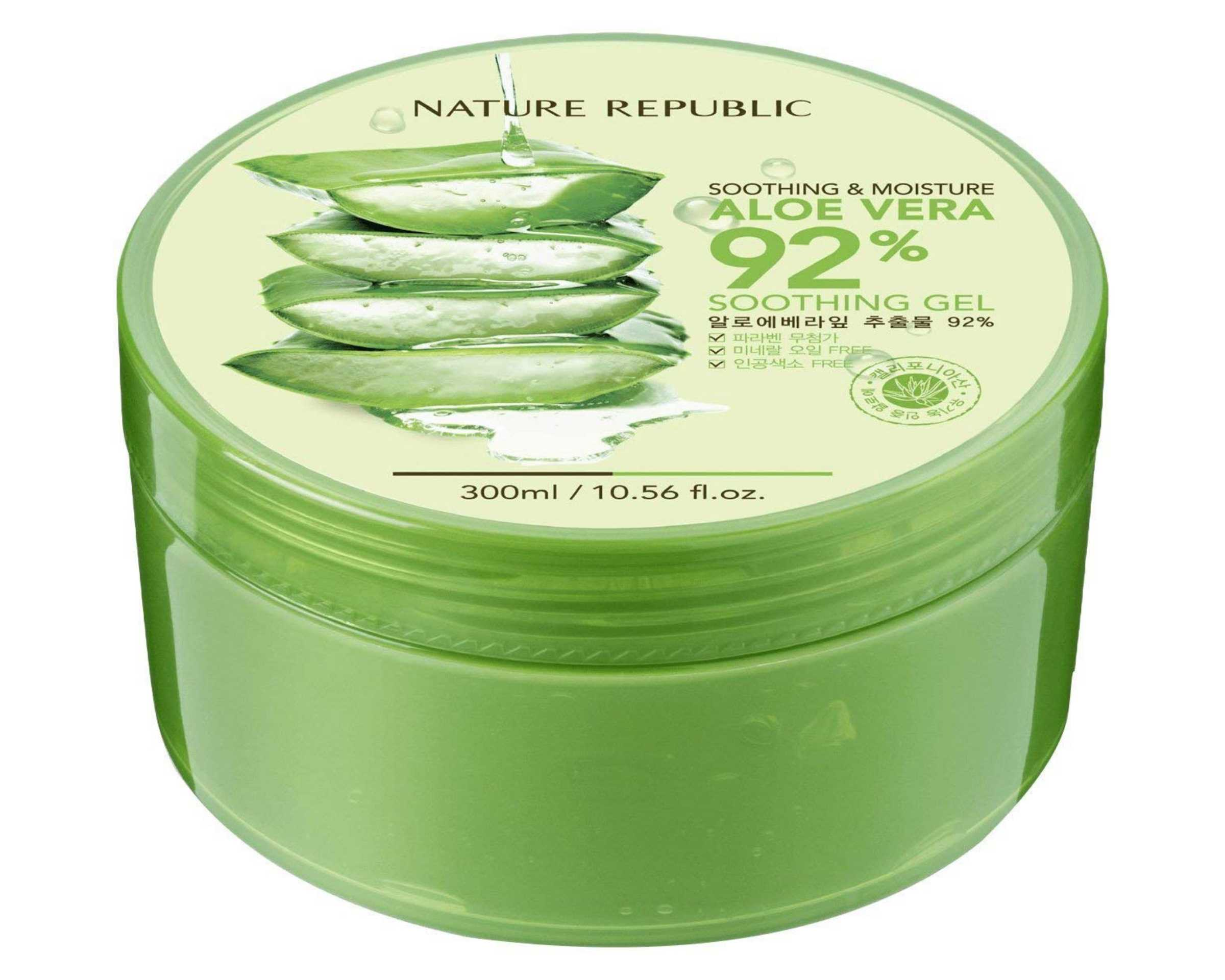 Korean-Products-To-Try-In-2019-Nature-Republic-Aloe-Vera-Gel1