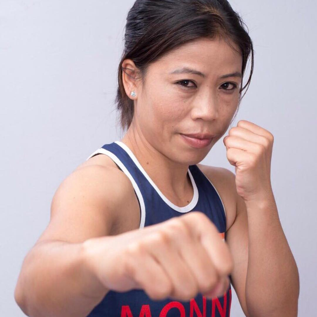 mary kom becomes the number one boxer in the world 2