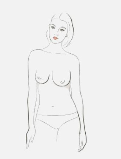 asymmetrical-breast-shape-types-of-breasts-in-hindi