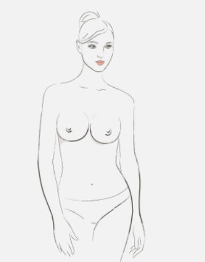 round-breast-shape-types-of-breasts-in-hindi