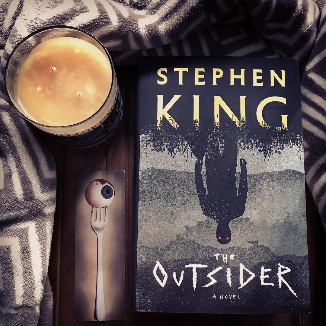 02 - horror novels - 2018 - stephen king - the outsider
