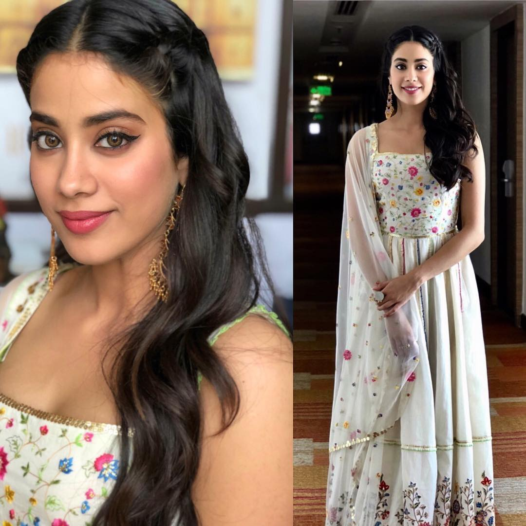 4 The New Star Kids In B-Town Are Taking Over Bollywood Braid By Braid - janhvi kapoor