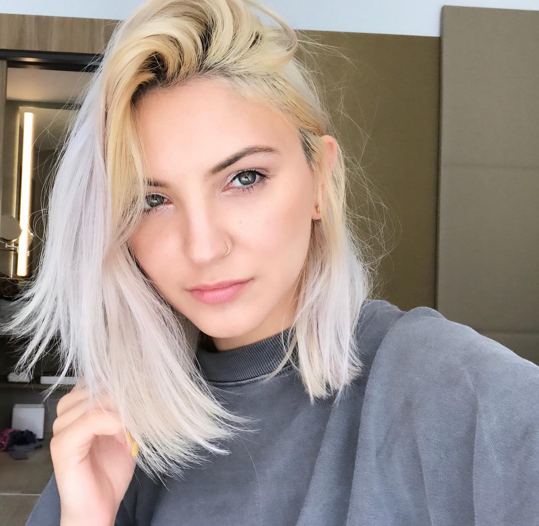 2 Here is How Anushka Sharma Would Look If She Decides To Go Blonde - julia michaels