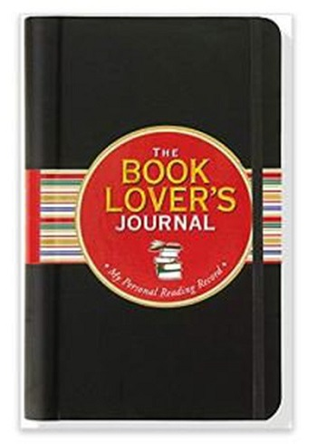 Gifts For Booklovers- book lover journal