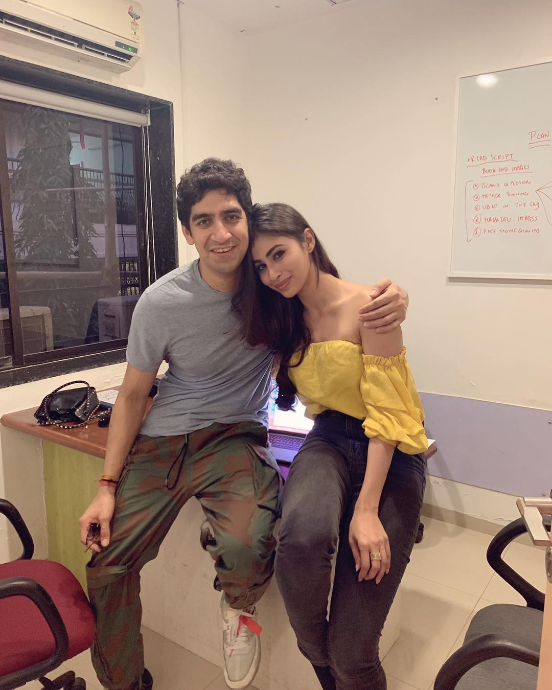 1-mouni-roy-with-ayan-mukerji