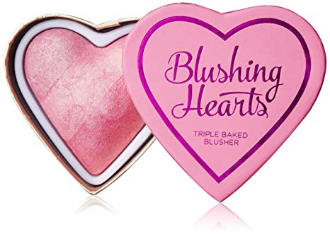 I Heart Revolution Blushing Heart Triple Baked Blusher-Bursting With Love-best-valentines-day-gifts