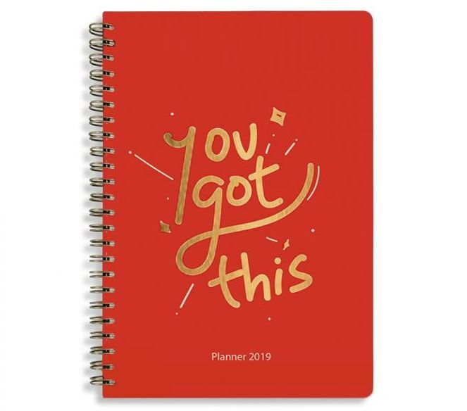 POPxo Shop You Got This Planner-best-valentines-day-gifts