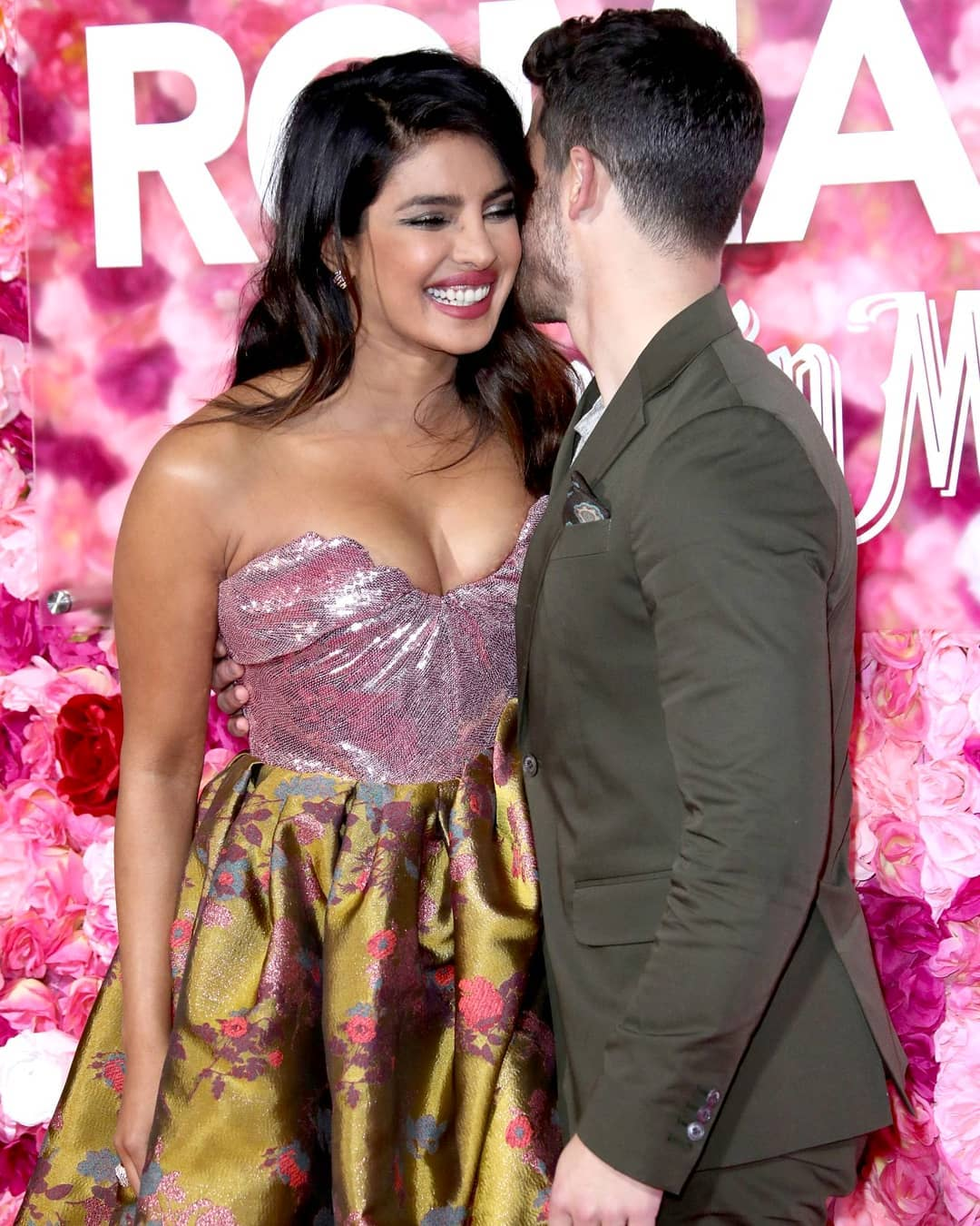 1 Channel Romance All Year Long With PeeCee s Pink Lipstick - priyanka chopra and nick jonas