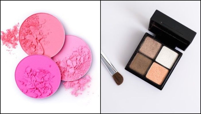 Makeup Products Expiry Date- Blush   Eye Shadow