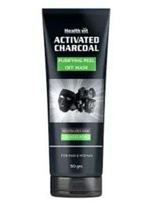healthvit-activated-charcoal-purifying-peel-off-mask-instant-face-mask