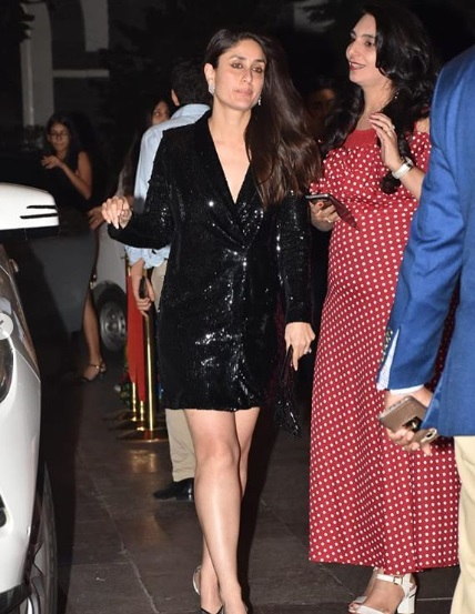 3-Kareena-Kapoor-Khan-Is-Giving-Us-Those-Good-Looks-Good-Looks- -Good-Looks-In-A-Little-Black-Dress- -We-Can't-Even