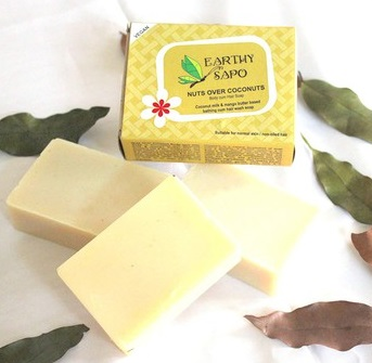 earthy sopo hair shampoo bar-best-shampoo-bars