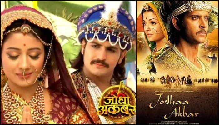 TV Serials based on Bollywood Movie- Jodha Akbar