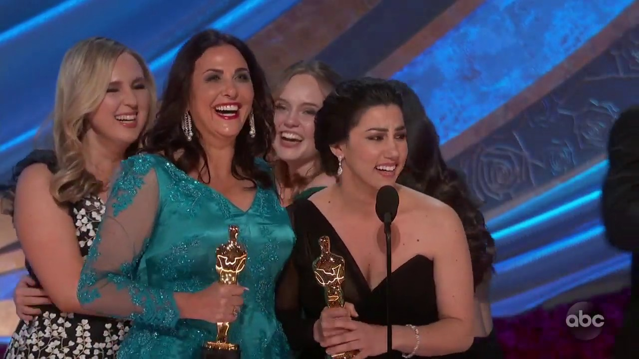 Period End Of Sentence Wins The Best Documentary Short Subject At Oscars 2019