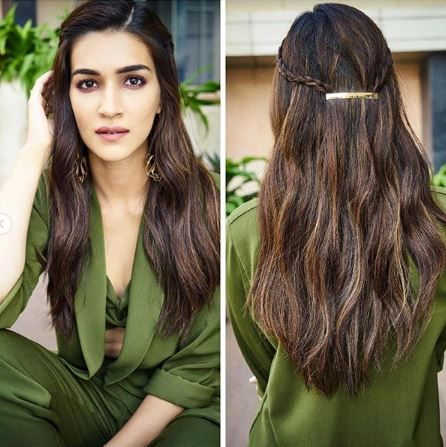 2 All The Hairstyle Lessons We Are Taking From Kriti Sanon