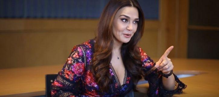 Times When Bollywood Celebs Snapped At The Media- Preity Zinta