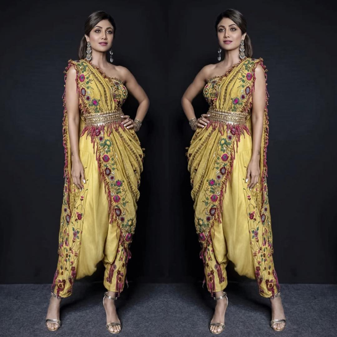 Indo Western Dresses For Wedding Season Designs From Bollywood Celebs Popxo