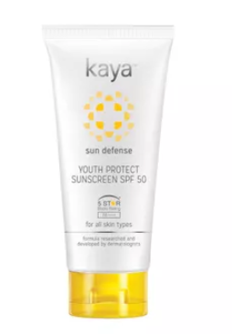 kaya-youth-protect-sunscreen-spf-50-best-sunscreen-for-oily-skin