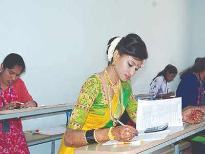brides-who-broke-stereotypes-writing-exams