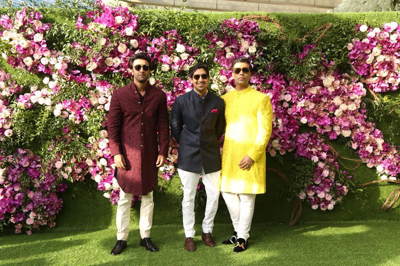 akash-shloka-wedding-ranbir-kapoor-karan-johar-ayan-mukherjee
