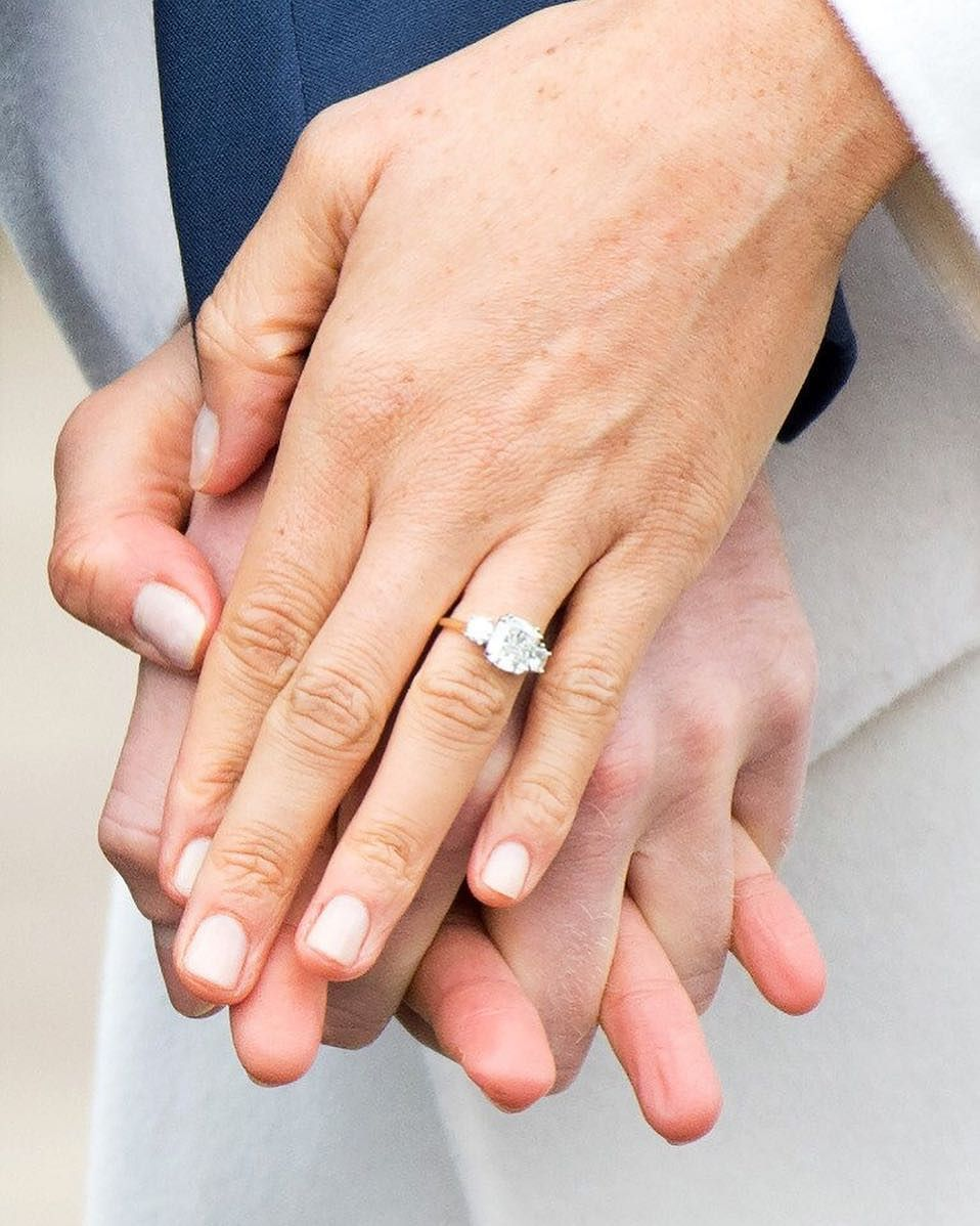 From PC To JLo  Here Are The Celebrity Engagement Rings That Could Tempt You To Say %E2%80%98I do%E2%80%99 - meghan markle