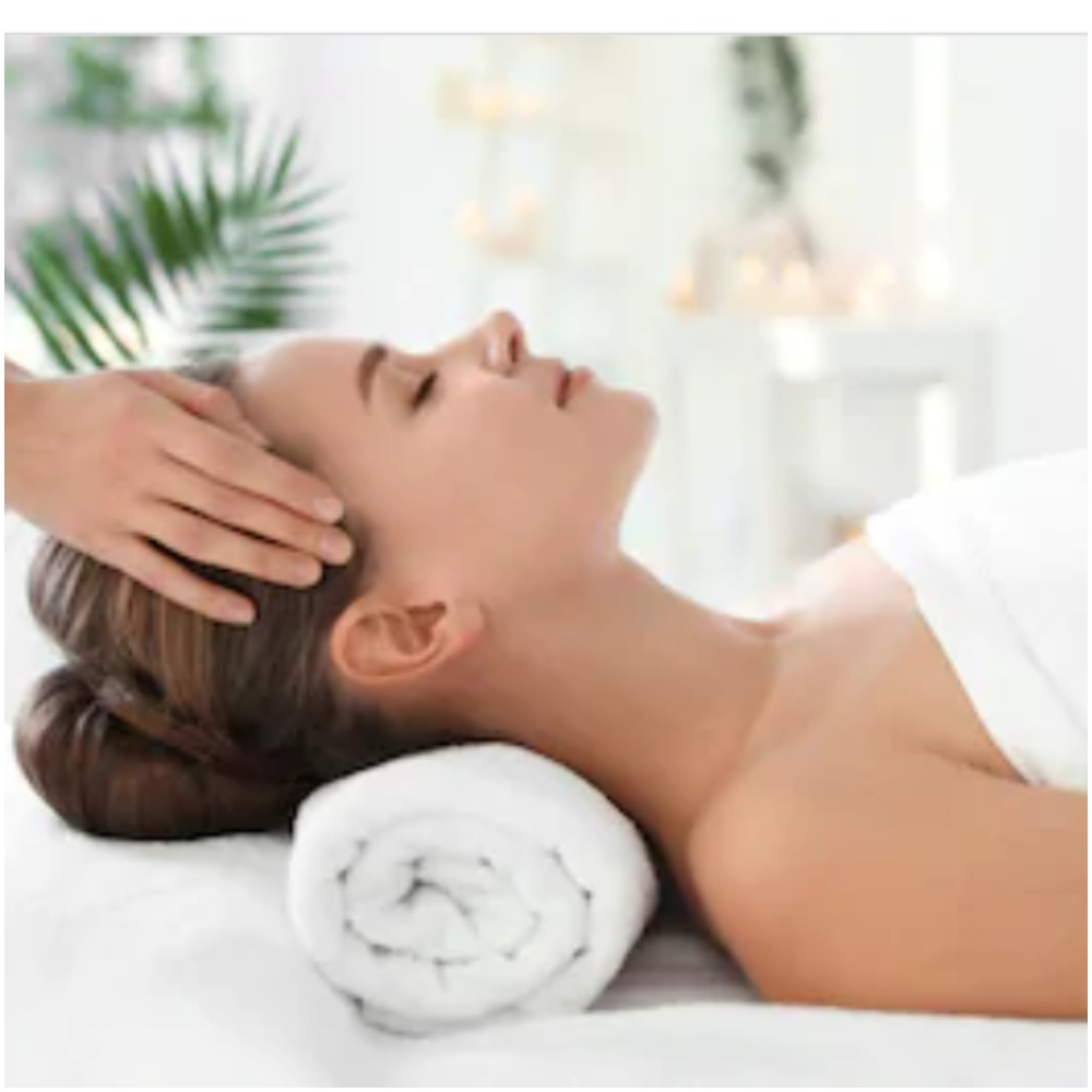 Candle Massage On Face