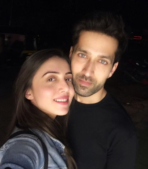 TV Actors and their simple Wives- Nakuul Mehta