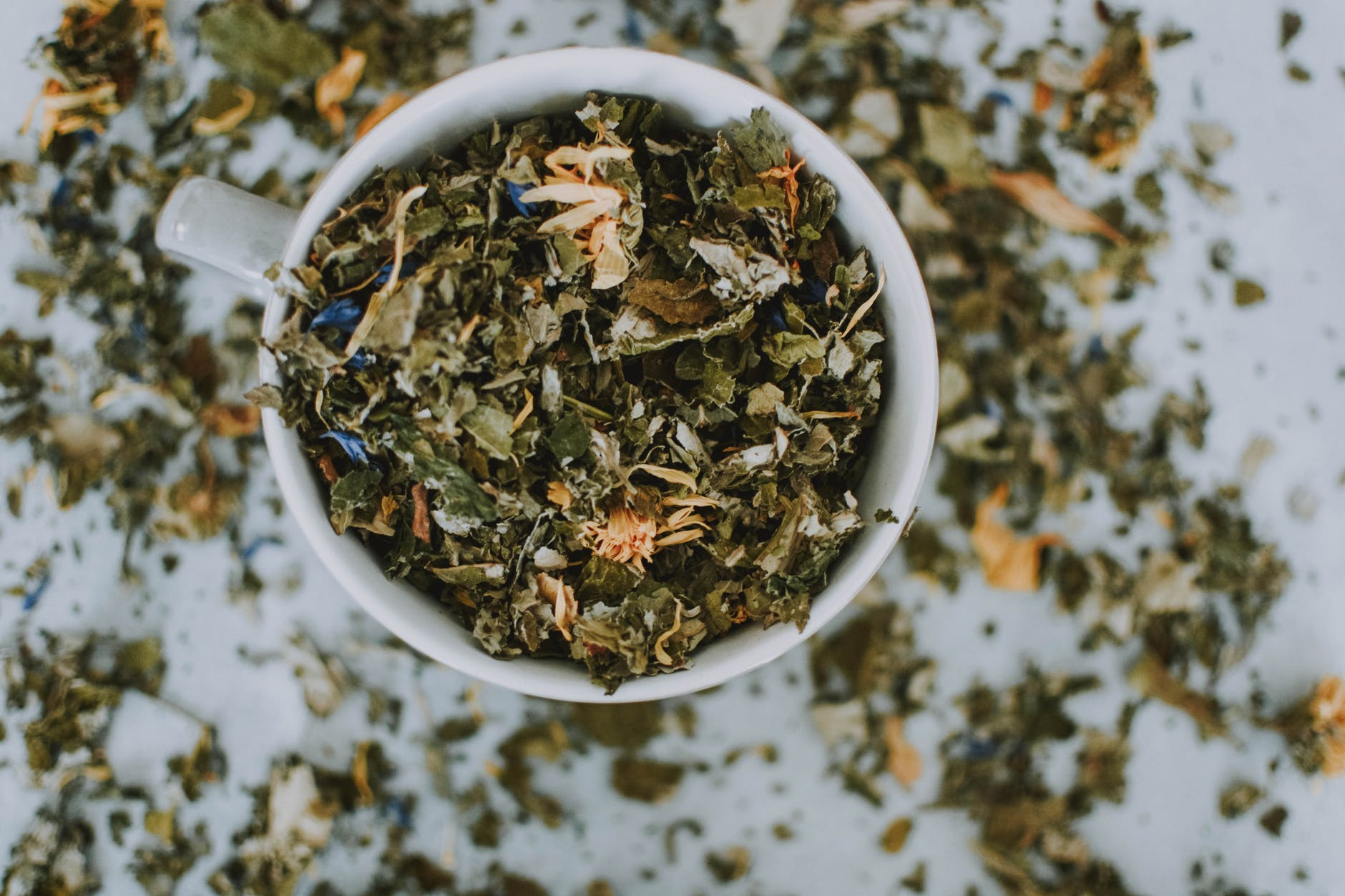 Herbal Tea leaves