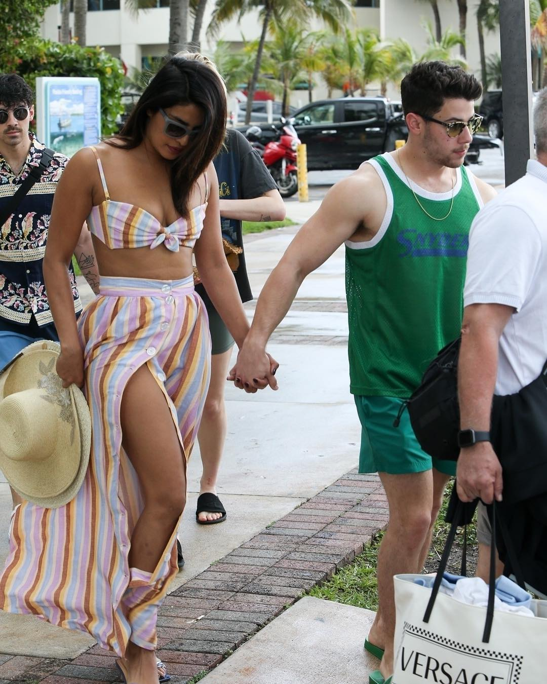 2 priyanka chopra miami vacation