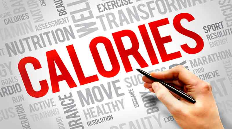 Calories intake important to reduce weight
